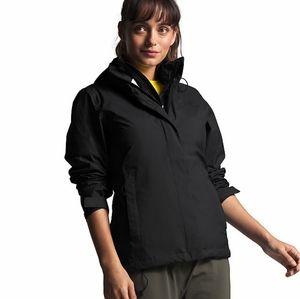 The North Face Venture 2 Black Dryvent Rain Jacket